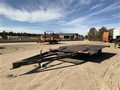 Jantz Tri/A Swather Trailer