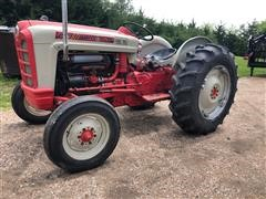 1960 Ford 871 Select-O-Speed 2WD Tractor