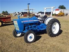 1968 Ford 3000 2WD Tractor