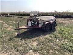 Palmer 500 Gallon T/A Fuel Trailer
