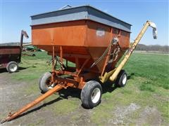 Bradford 225 Gravity Box W/ Seed/Feed Auger