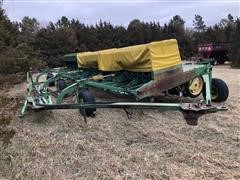 John Deere 9350 End Transport Hoe Drill