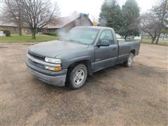 1999 Chevrolet Silverado 1500 Pickup