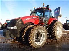 2012 Case International 340 Magnum Tractor