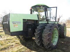 1985 Steiger Cougar KR1280 4WD Tractor