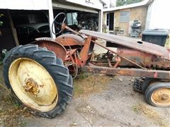 Massey Harris E22 Salvage/Parts 2WD Tractor