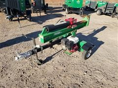 2014 Iron & Oak BHVH2613GXSC Log Splitter