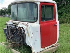 Mack Truck Cab