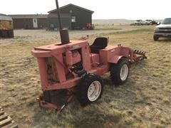 DitchWitch V30 Trencher For Parts Only