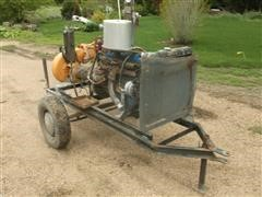 Ford 200 Power Unit With Pump