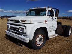 1964 GMC 5000 Truck Tractor