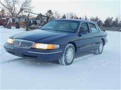 1997 Lincoln Continental Car