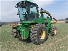 1991 John Deere 5830 Forage Harvester
