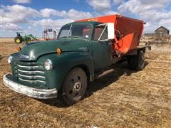 1950 Chevrolet 6400 Feed Truck