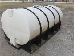Crown 3250-Gal Poly Tank On Skid