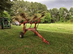 2011 Farm King RFBK8 Hay Rake