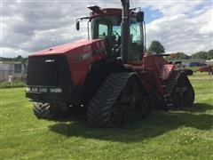 2009 Case IH QuadTrac 485S Tracked Tractor