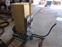 T-L Hydraulic Pump And Reservoir