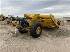 Be-Ge ST8590 Pull Type 9 Yd Scraper