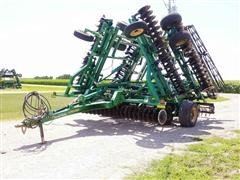 Great Plains 3500 TurboMax VT Disk
