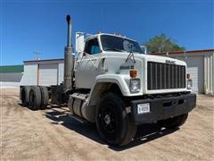 1986 GMC Brigadier T/A Cab & Chassis