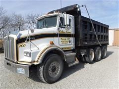 2000 Kenworth T800 Tri/A Dump Truck
