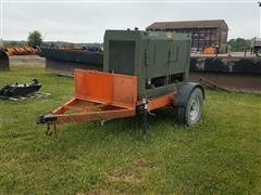 1985 Hobart DCC-353-P Diesel Welder Generator