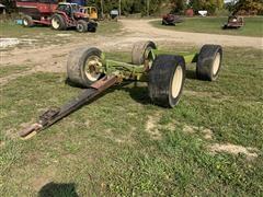 Parker 1380 Running Gear