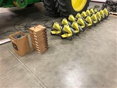 Precision Planting eSet Mini Hoppers With Corn & Bean Plates
