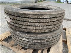 Hercules Strong Guard HRA 255/70R22.5 Tires