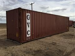 2005 GVC CX04-41GVD High Cube Shipping Container
