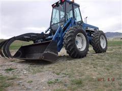 1994 Ford 9030 Versatile 4WD Articulating Bi-Directional Tractor