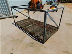 Manlift/Forklift Cage