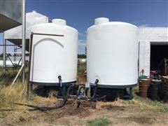 Schaben Industries 5000-Gal Liquid Feed System