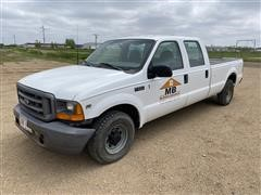 1999 Ford F250 Super Duty Crew Cab Pickup