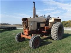 1973 Case 870 2WD Tractor