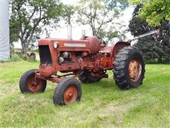 1960 Allis-Chalmers D17 Propane 2WD Tractor **DOES NOT RUN**