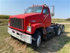 1985 GMC Brigadier T/A Day Cab Truck Tractor