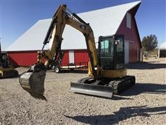 2015 Caterpillar 305E2CR Mini Excavator