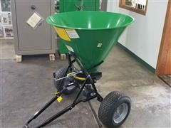 Frontier SS1035B Pull Type Dry Fertilizer Spreader