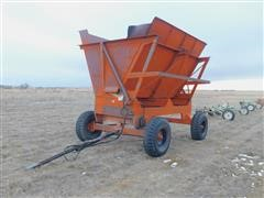 Speedy 2201 12' Dump Wagon