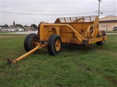 Soil Mover 95 RF Pull Type Scraper