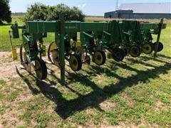 John Deere 885 3-Pt Row Crop Cultivator/Ridger