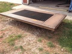 Drive Over Dump Pit Grate