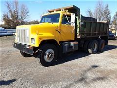 1992 International S2500 T/A Dump Truck