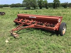 International 10 Grain Drill