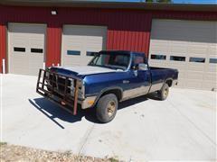 1991 Dodge 1500 LE Limited Pickup