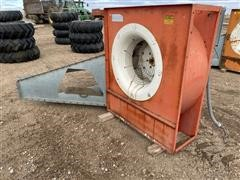 Behlen 300344 Centrifugal Fan With Transition