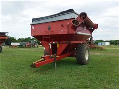 Ficklin CA9600 500 Bushel Grain Cart