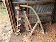 Post Hole Auger